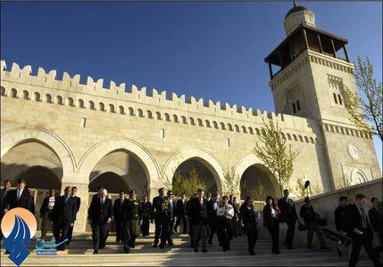 مسجد شاهزاده بن طلال حسین - اردن