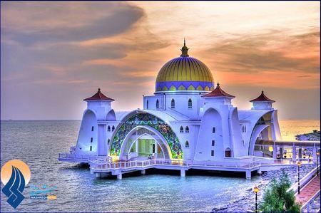 مسجد مالاکا - مالزی