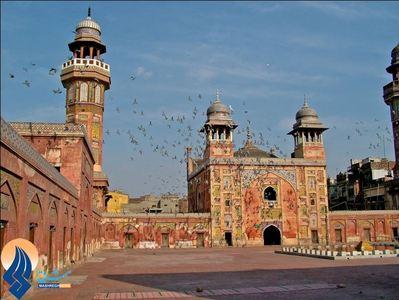 مسجد وزیرخان - لاهور پاکستان