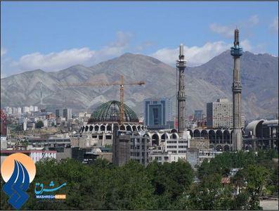 مصلای در حال ساخت تهران