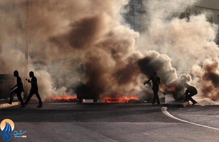 اعتراضات ضدحکومتی مردم بحرین نسبت به کشته شدن یکی از زندانیان سیاسی دربند رژیم آل خلیفه