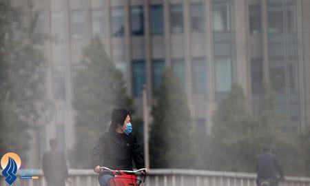 آلودگی شدید و بیسابقه هوا در پکن