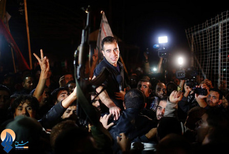 آزادی 26 اسیر فلسطینی از بند زندانهای اسرائیلی