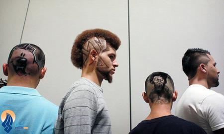 نمایشگاه سالانه مد و زیبایی مو در فلوریدا