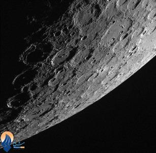 جدیدترین تصویر منتشر شده از ماه توسط سازمان ناسا