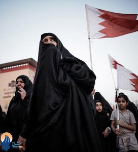 تظاهرات ضد حکومتی مردم بحرین در جنوب منامه