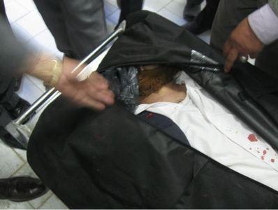 پیکر 'موسی نوری'، دادستان عمومی و انقلاب شهرستان زابل