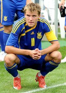 آندری یارمولنکو- اوکراین (دیناموکیف)