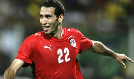 محمد ابوتریکه- مصر (بن یاس)