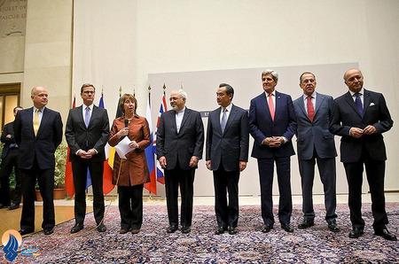 توافق ایران و گروه 5+1 در ژنو