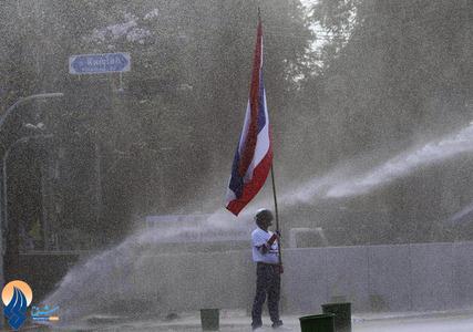 ادامه تظاهراتهای ضد دولتی در بانکوک _ تایلند