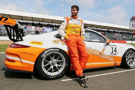 مرگ شان ادواردز راننده حرفهای بریتانیا به خاطر تصادف با اتومبیل پورشه خود در مسابقات استرالیا