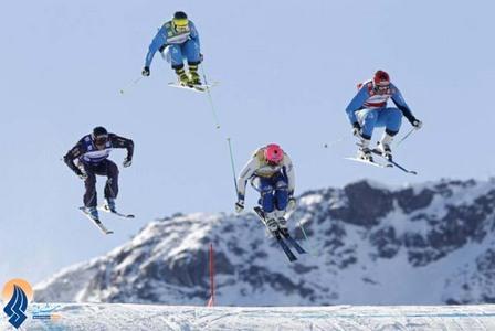 جام جهانی اسکی در رشته کوههای آلپ در اتریش