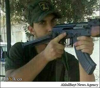شهید محمد ناصر أمهز