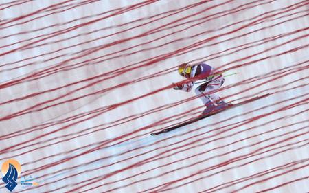 مسابقات اسکی سرعت در رشته کوههای آلپ _ فرانسه