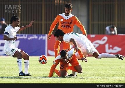 سایپای کرج 1 - ذوب اهن اصفهان 0