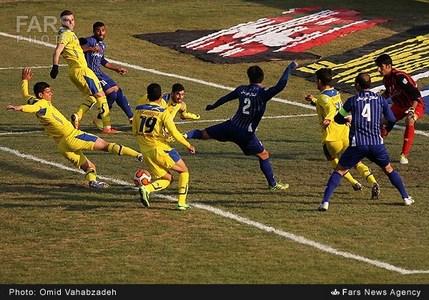 نفت تهران 0 - استقلال صنعتی خوزستان 0