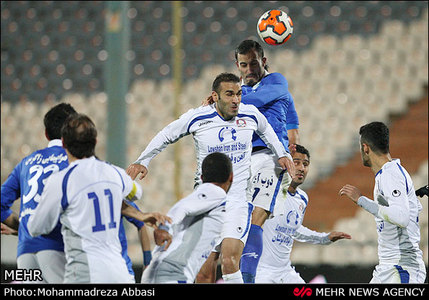 استقلال تهران 1 - داماش گیلان 0