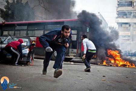 ادامه ناآرامیها در قاهره