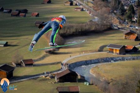 رقابتهای اسکی پرش در آلمان