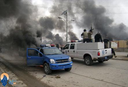 ادامه درگیریهای ارتش عراق با نیروهای القاعده