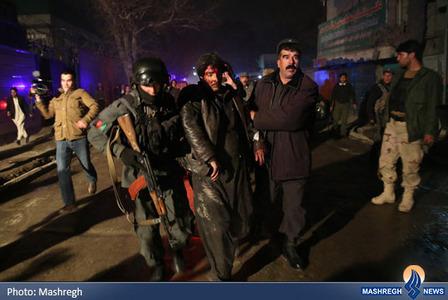8کشته در انفجار تروریستی مقابل یک رستوران لبنانی در کابل توسط گروه طالبان