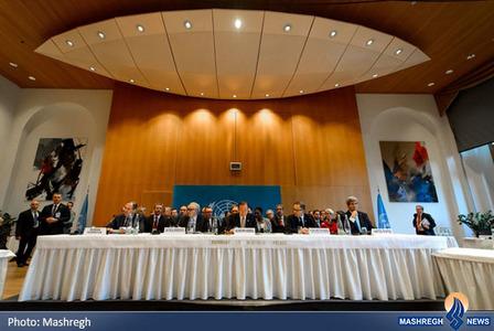 آغاز اجلاس ژنو2 در سوییس