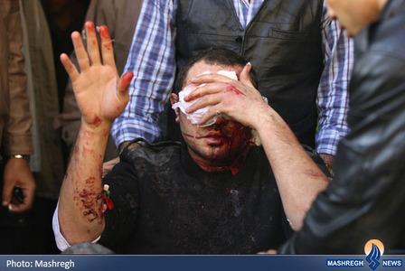 انفجارهای خونین و متعدد در قاهره