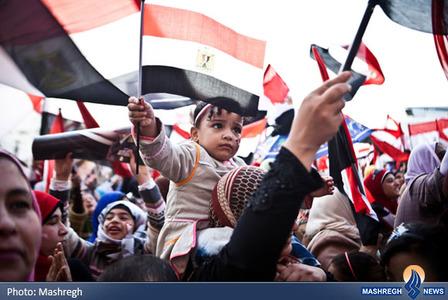 تظاهرات حامیان اخوان المسلمین در قاهره