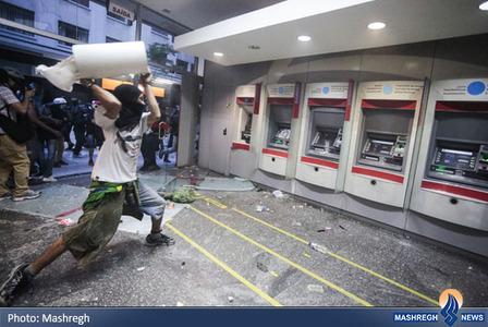 از سرگیری اعتراضات ضددولتی مردم برزیل