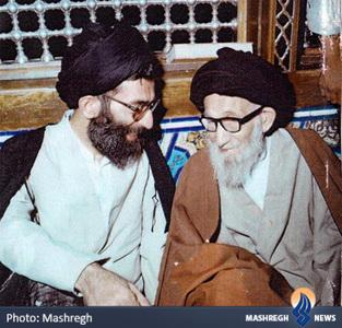 مرحوم آیتالله سید جواد خامنهای پدر رهبر انقلاب