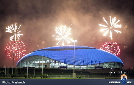 آخرین تمرین تیم برگزارکننده مراسم افتتاحیه المپیک زمستانی سوچی