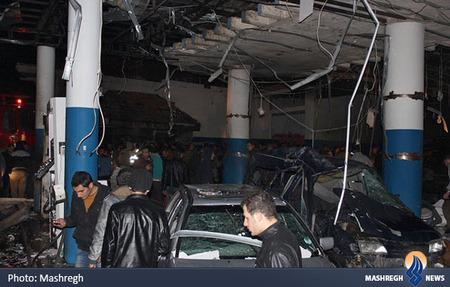 انفجار یک خودرو بمب گذاری شده در نزدیکی یک دارالایتام و مرکز خیریه در شهر هرمل واقع در شمال شرقی لبنان
