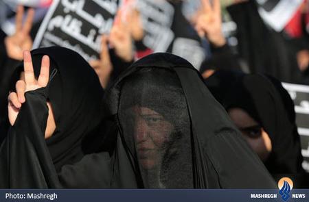ادامه تظاهرات در بحرین
