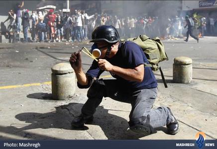 ناآرامی در ونزوئلا