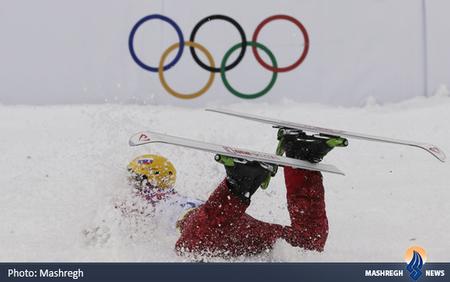 حاشیه های المپیک سوچی