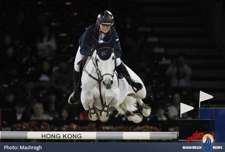 مسابقات پرش با اسب هنگ کنگ