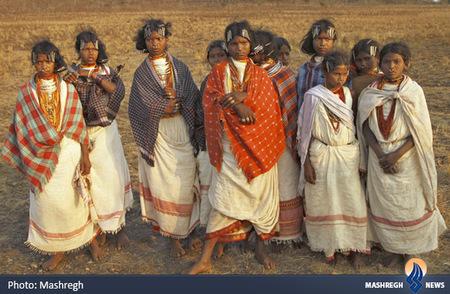 جشنواره سنتی قبیله دونگری در هند
