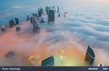 ساختمان های بلند دبی