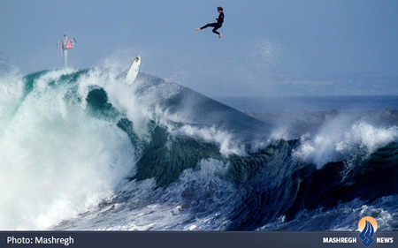 پرواز بلند موج سوار