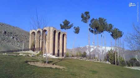 resized 943661 943 تصاویر/ سفر به نخستین پایتخت ایران