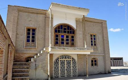 resized 943670 839 تصاویر/ سفر به نخستین پایتخت ایران