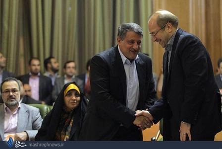 انتخاب مجدد قالیباف به عنوان شهردار تهران