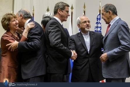 توافق هسته ای ایران با 1+5