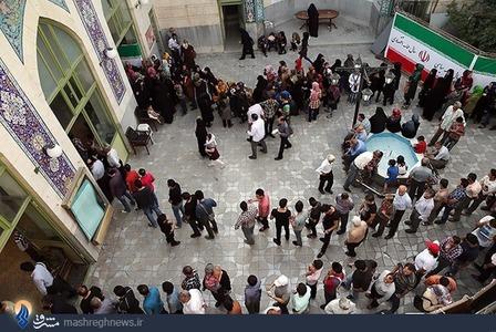 برگزاری انتخابات ریاست جمهوری یازدهم