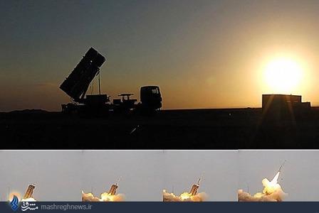 رونمایی از سامانه موشکی صیاد2
