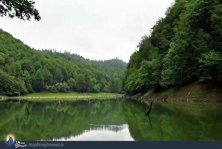 دریاچه ی چورت- ساری