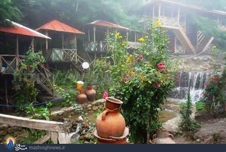 روستای زیبای جواهر ده استان مازندران