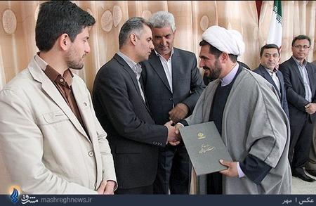 اولین شهردار روحانی کشور