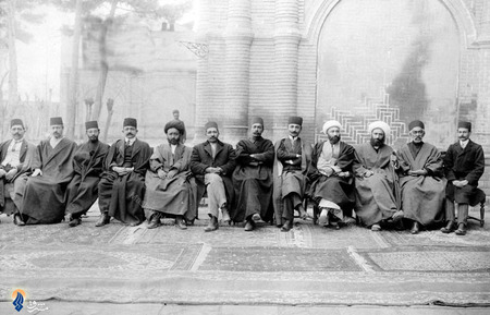 برخی ازنمایندگان دوره دوم مجلس شورای ملی